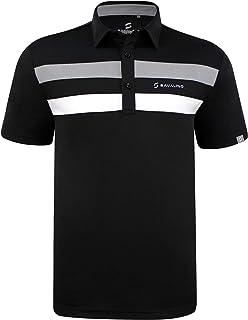 SAVALINO 男式保龄球衫材质吸汗速干