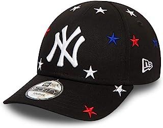 New Era Stars 9Forty 儿童可调节棒球帽 NY Yankees 黑色