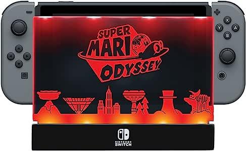 PDP Nintendo 开关发光码头罩