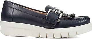 Geox 健乐士 女士 D Wimbley C 拖鞋