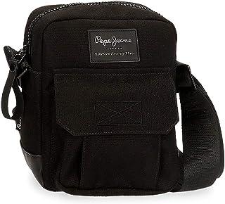 Pepe Jeans Denton 单肩包和斜挎包 黑色 Medium 黑色