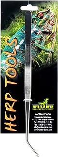 Reptiles Planet 清洁钳 适用于油罐或爬行动物 弯曲 20.5 厘米
