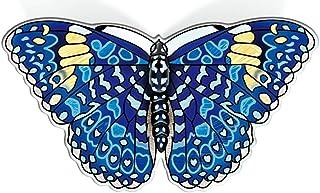 Amia 两件套可变拉炮蝴蝶,丙烯酸磁铁,多色
