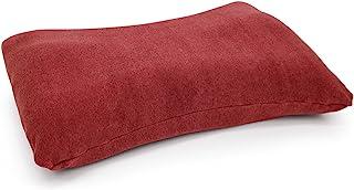 MOGU PREMIUM 家族的*枕头 主体(带罩)60×40cm 红色 -