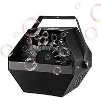 泡泡机,每分钟有 800 多个泡泡机,适合幼儿,Theefun 插入式泡泡吹风机,适合派对婚礼露营 - 专业自动儿童泡泡…