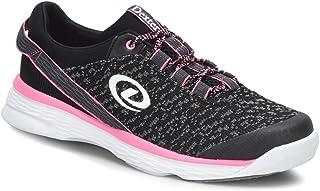 Dexter 女式 Jenna 2 保龄球鞋 - 黑色/灰色/粉色