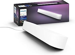 Philips 飞利浦 Hue 智能扩展灯条,白色和彩色氛围灯,用于电视和游戏的照明灯(与Alexa,Google助手和Apple HomeKit配合使用),白色