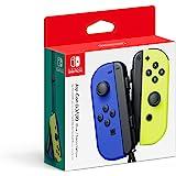 Nintendo 任天堂 Joy-Con 手柄 一对装(霓虹蓝 / 霓虹黄)(Nintendo Switch)