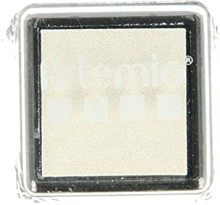 Artemio 印台,干燥缓慢,墨水,白色,3 x 2 x 3 厘米
