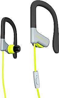 Energy Sistem 耳机 Sport 1 黄色(入耳式和运动耳机 1 带夹子、麦克风和播放控制)黄色