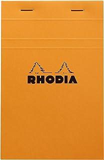 RHODIA 罗地亚 法国 经典上翻笔记本 橙色 N14方格 14200