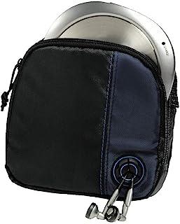 Hama CD 播放器包适用于 CD 播放器和 3 张 CD - 黑色/蓝色