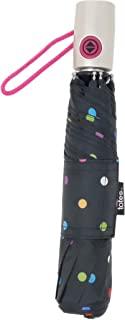 Totes NeverWet Technology,自动开合,黑色43英寸弧形伞,