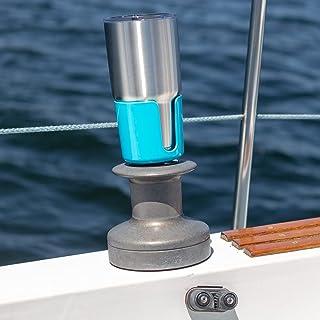 Winch Caddy Plus 饮料架 适用于帆船绞车和苏格兰钓鱼竿