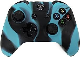 REYTID 控制器皮肤硅胶保护橡胶盖凝胶保护套 - 兼容 Microsoft Xbox One 游戏手柄
