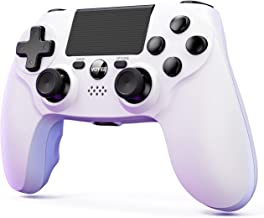 VOYEE Wireless Controller for PS-4, Upgraded Controller with Rechargeable Battery, Headphone Jack, Double Shock, Motion Co...