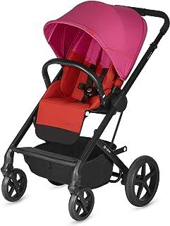 CYBEX Gold Balios S 婴儿推车,新生儿到 17 千克(约 4 岁),花式粉色