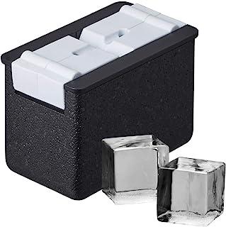 DOSHISHA 制冰器 透明冰 立方体型 2个