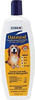 Zodiac Oatmeal Flea and Tick 狗狗和小狗护理洗发水