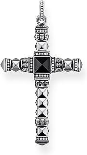 Thomas Sabo 男士项链 带吊坠 925 纯银 PE775-698-11