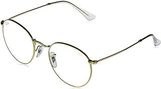 Ray-Ban 雷朋 Rb3447 Evolve 金属圆形蓝光过滤眼镜