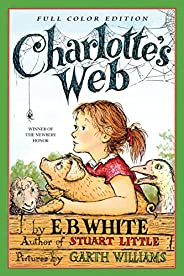 Charlotte's Web (Trophy Newbery) (English Edit