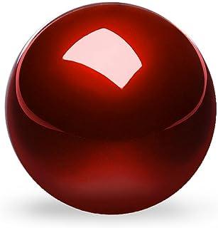 Perixx Peripro-304 轨迹球,2.17 英寸大型替换球,适用于外板和肯辛顿鼠标,亮红色,18033