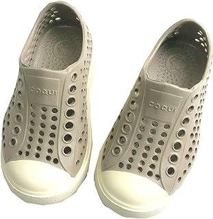 OHSNMAKSL 儿童涉水鞋一脚蹬运动鞋轻质透气凉鞋户外和室内