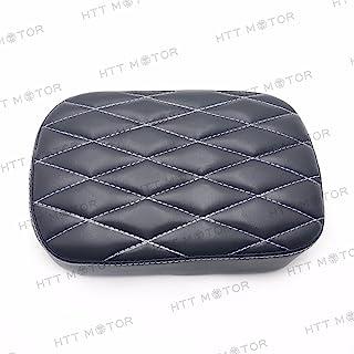 HTTMT MT500-012D - Pillion Pad 吸盘 6 杯乘客靠垫 兼容哈雷丹纳运动家 883