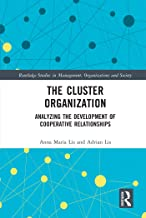 The Cluster Organization: Analyzing the Development of Cooperative Relationships (Routledge Studies in Management, Organiz...