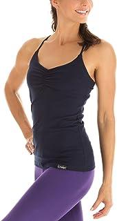 Winshape 女士健身瑜伽普拉提吊带上衣 WVR27