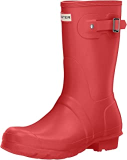 HUNTER 女式原创短款可调节雨靴