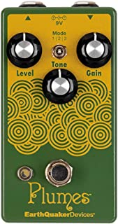 EarthQuaker Devices Plumes 小信号碎片机超速吉他效果踏板