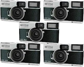 Vibe 单人 36 曝光相机 - 5 件装