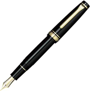 SAILOR 钢笔 ProfessionalGear 中字 11-2036-420 黑色