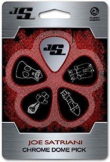 Planet Waves Joe Satriani 铬帽吉他拨片 JSCD-01