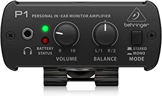 Behringer 百灵达 POWERPLAY P1 个人入耳式监听放大器