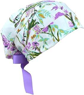 女士*磨砂帽,中号到大号(Blissful Bouquet)