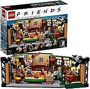 LEGO 乐高 创意系列 中央咖啡厅 21319 美国电视剧 老友记 播放25周年纪念套装