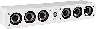 Polk Audio Signature S35E 中置扬声器,用于音乐和家庭影院的HiFi扬声器,20-150瓦,8欧姆,高分辨率,70Hz-40kHz