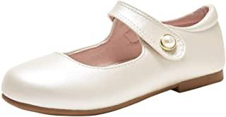 STELLE 女童玛丽珍平底鞋一脚蹬派对礼服童鞋