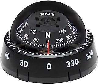 Kayaker Compass Ritchie XP-99,皮艇表面安装指南针