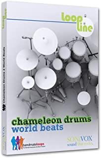 Sonivox Chameleon Drums 2 - World Beats - Looping Software
