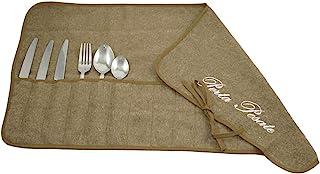 Magie di Casa 毛巾餐具架,米色,独特