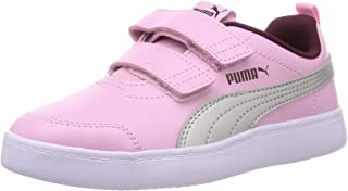 PUMA 彪马 中性 儿童 Courtflex V2 V Ps 运动鞋
