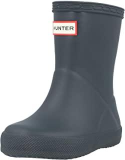 HUNTER 经典雨靴 儿童 HKFT5003RMA 藏青色 14.0 cm