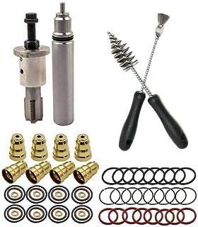*器套杯拆卸和安装工具,带清洁刷,适用于 94-2003 7.3L Ford 福特 Powerstroke *器套筒杯拆卸工具和安装套件