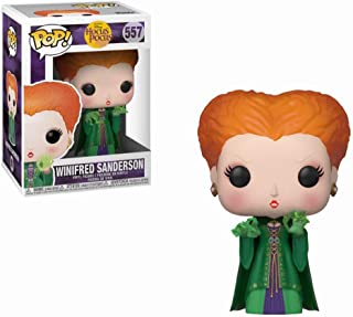 Funko POP! Disney:Hocus Pocus - Winifred w/ Magic not appropriate for children under the age of 3 POP! Vinyl 标准 多种颜色