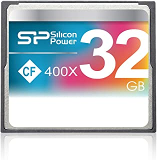 Silicon Power Professional 32GB Compact Flash Speicherkarte (400 倍速度)