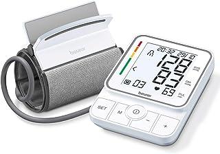 Beurer BM 51 easyClip Oberarm-Blutdruckmessgerät mit innovativer Clip-Manschette für einfaches Anlegen mit nur einem Handg...